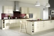 Gower Rapide+ Paris Cream Base Unit - 300mm